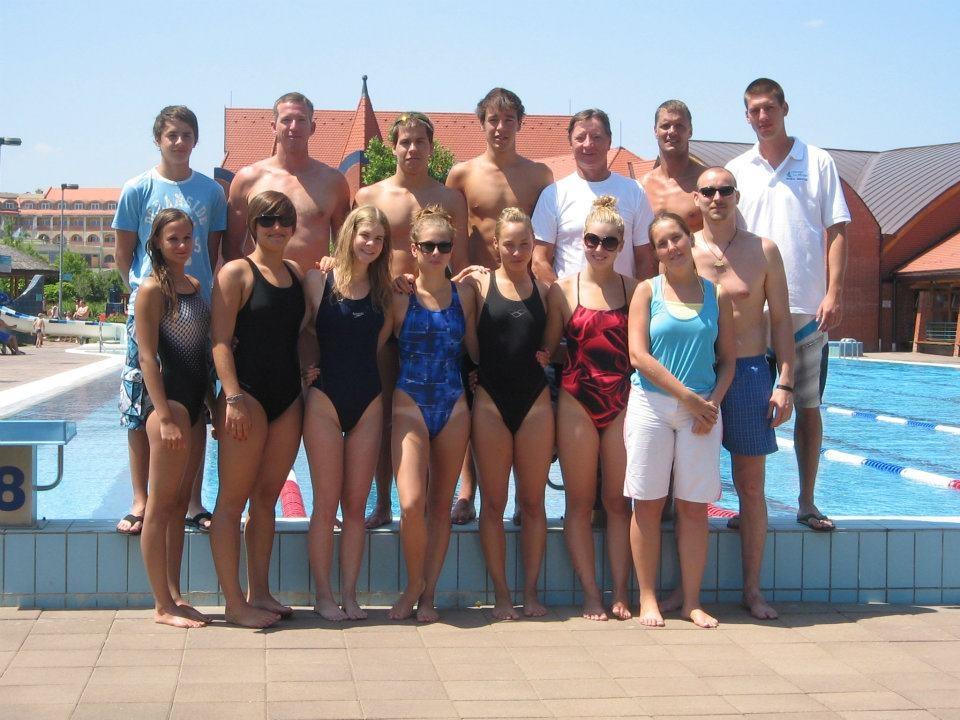 A 2013-as OB résztvevőinek egy csoportja.
