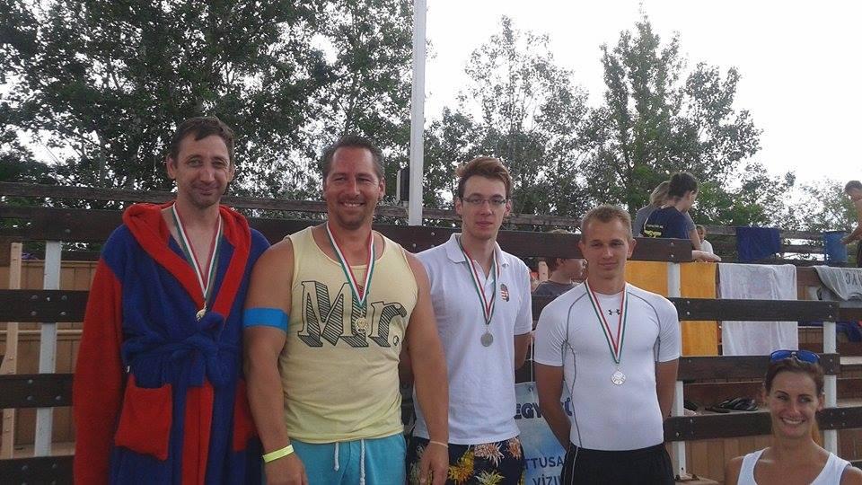Vizimentő országos bajnokság, Budapest