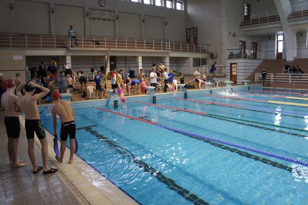 Vizimentő Évnyitó verseny, Budapest