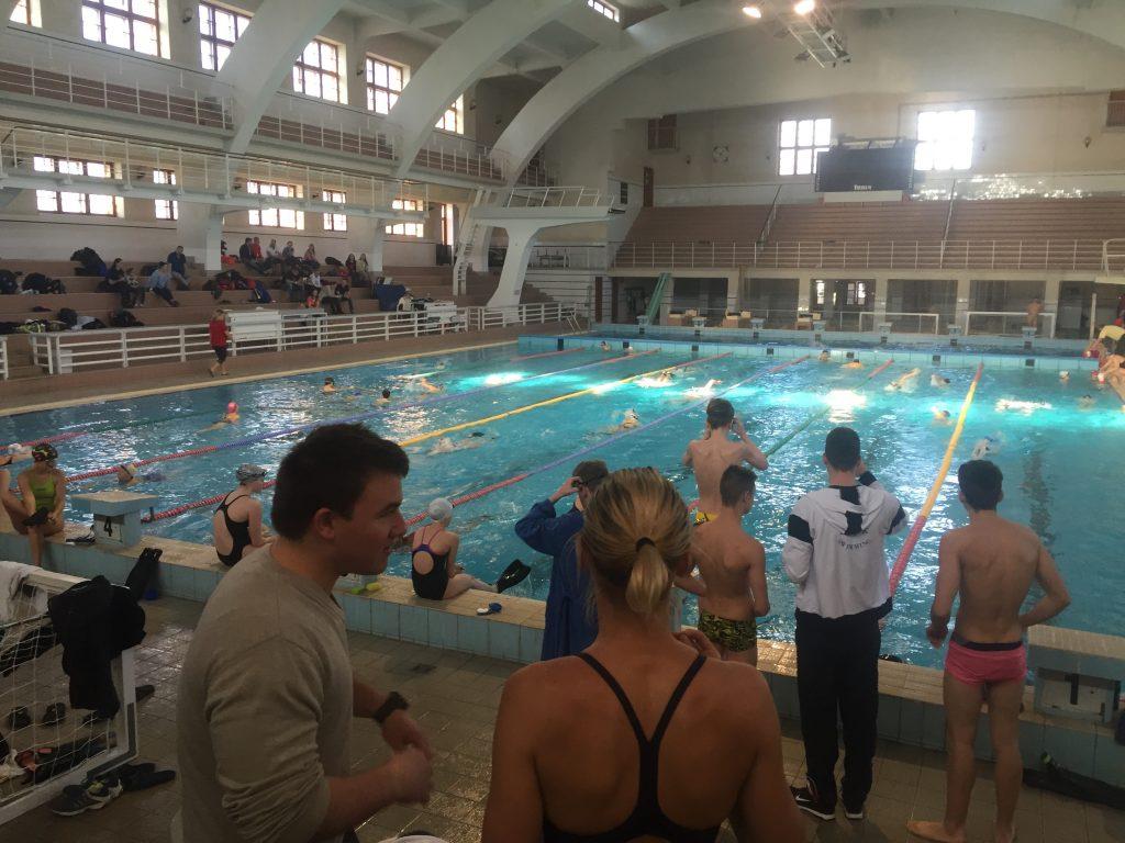 Vizimentő Budapest bajnokság